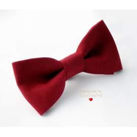 Bow Tie Csokornyakkendő bordó