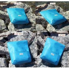 MIDDLE BAG táska világoskék