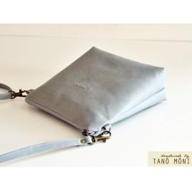LITTLE BAG galambszürke (új)