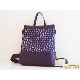 HÁTIZSÁK | Handmade by TANÓ MÓNI saját tervezésű táskák