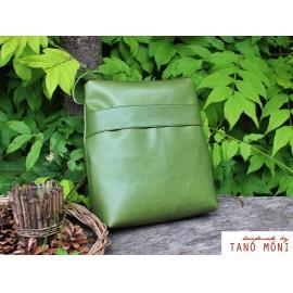 COLOR BAG hátizsák zöld (új)