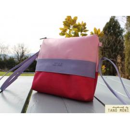 CLUTCH BAG táska pink lila rózsaszín (új)